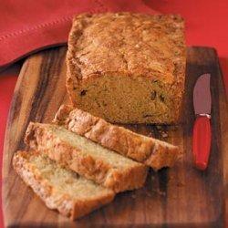 Pina Colada Zucchini Bread recipe