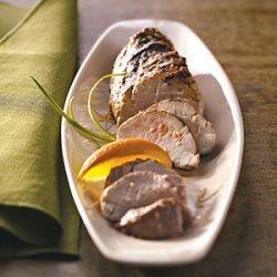 Asian Pork Tenderloins recipe