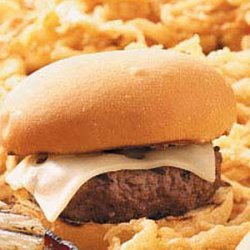 Swiss Steak Burgers recipe
