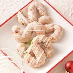 Santa's Fruit & Nut Cookies recipe