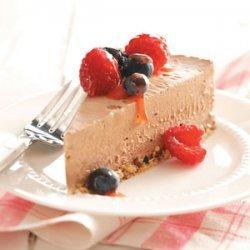 Berry Chocolate Dessert recipe