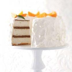 Heavenly Angel Food Cake recipe