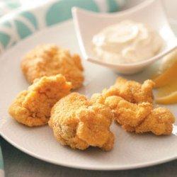 Fried Clams recipe