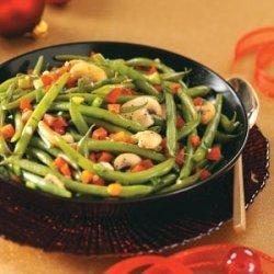 Green Bean Medley recipe
