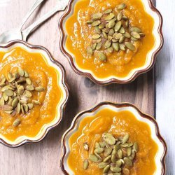 Spiced Pumpkin Soup recipe