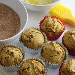 Spiced Pumpkin Muffins recipe