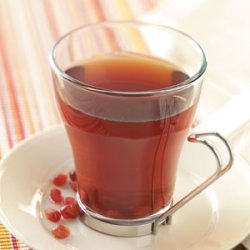 Warm Pomegranate Punch recipe
