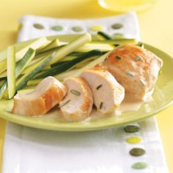 Chicken with Rosemary Butter Sauce for 2 recipe