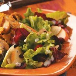 Easy Tossed Salad recipe