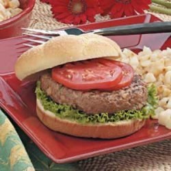 Teriyaki Burgers recipe