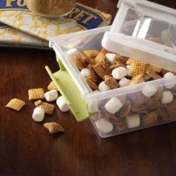 Hot Buttered Rum Party Mix recipe