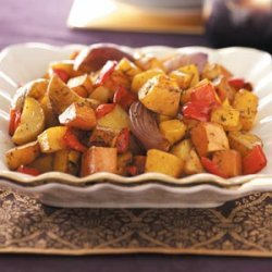 Roasted Vegetable Medley recipe
