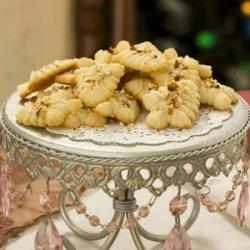 Almond Cream Spritz recipe