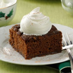Spiced Pudding Cake recipe