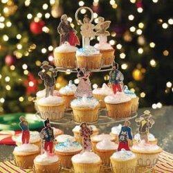 Sugar Plum Fairy Cupcakes recipe
