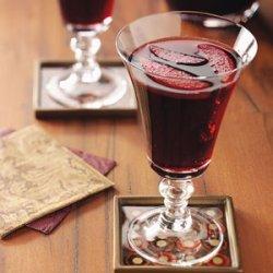 Hot Spiced Wine recipe