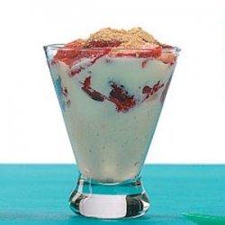 Strawberry Cheesecake Sundaes recipe