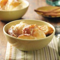 Glazed Cinnamon Apples recipe