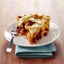Stone Fruit Pie recipe