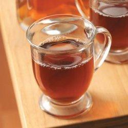 Spiced Apple-Grape Juice recipe