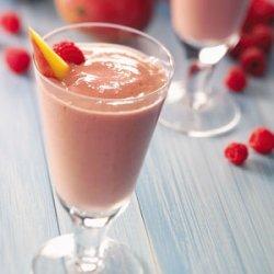 Mango Melba Shakes recipe