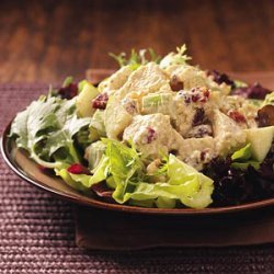 Fruited Curry Turkey Salad recipe