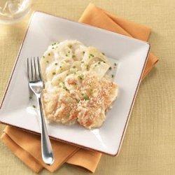 Potato and Fennel Gratin recipe