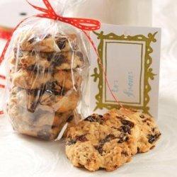 Grandma's Oatmeal Raisin Cookies recipe