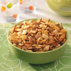 Healthy Snack Mix recipe