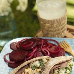 Chilled Beet Salad recipe