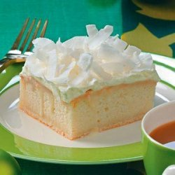 Coconut Cream Yummy Cake recipe