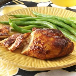 Honey & Spice Baked Chicken recipe