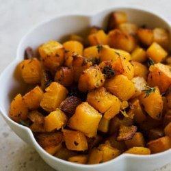 Thyme Butternut Squash recipe