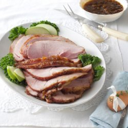 Glazed Pineapple Ham recipe
