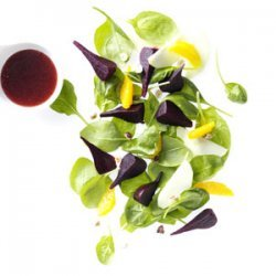 Beet Spinach Salad recipe