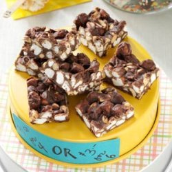 Nana's Rocky Road Fudge recipe