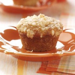 Lime Muffins with Coconut Streusel recipe