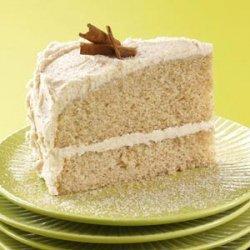 Cinnamon & Sugar Cake recipe