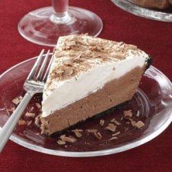Chocolate Lover's Cream Pie recipe