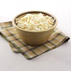Makeover Creamy Coleslaw recipe