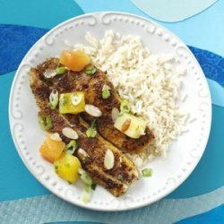 Tropical Tilapia recipe