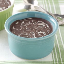 Chocolate Lover's Custards recipe