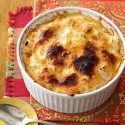 Mozzarella Mashed Potato Remix recipe