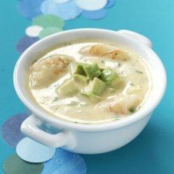 Coconut Shrimp Chowder recipe