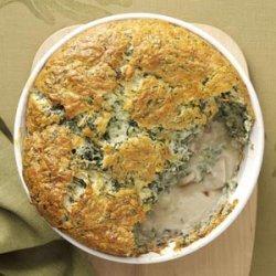 Double Layered Souffle recipe