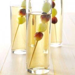 Sparkling White Grape Punch recipe
