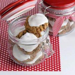 Gingerbread Fruitcake Cookies recipe