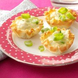 Mini Crab Tarts recipe