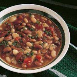 Five-Bean Soup recipe