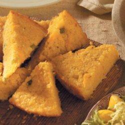 Flavorful Mexican Corn Bread recipe